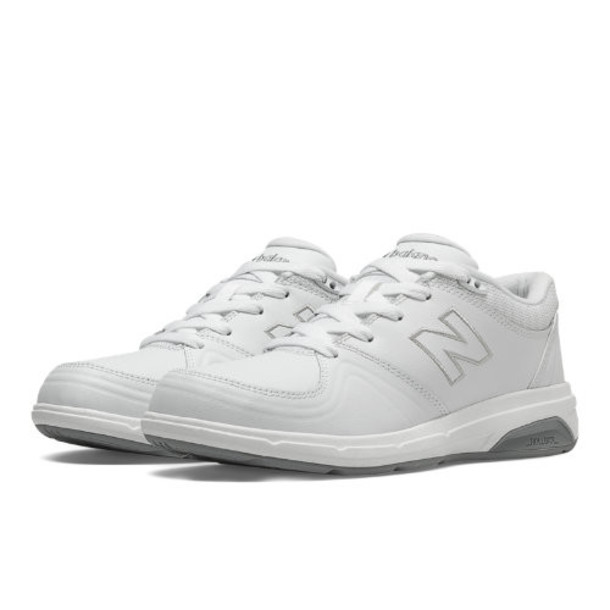 New Balance 813 Women's Walking Shoes - White (WW813WT)