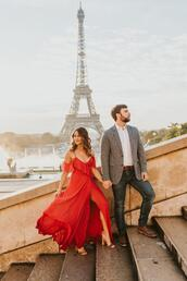 hauteofftherack,blogger,dress,shoes,jewels,red dress,valentines day,romantic dress