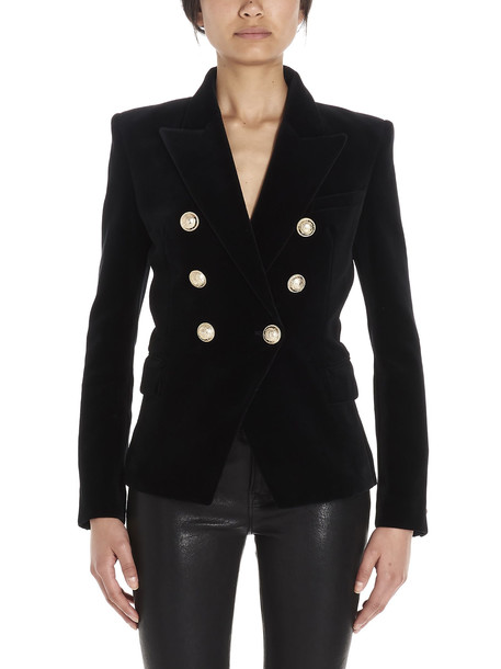 Balmain Jacket in black