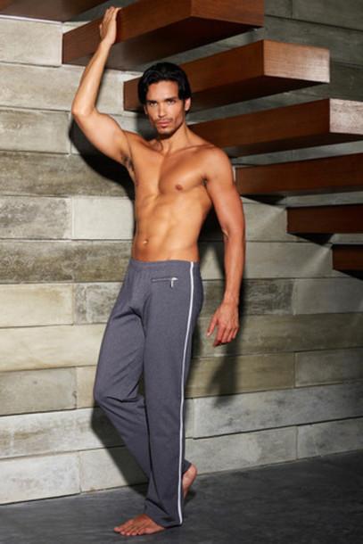 pants sauvage mens sauvage activewear workout pants bikiniluxe
