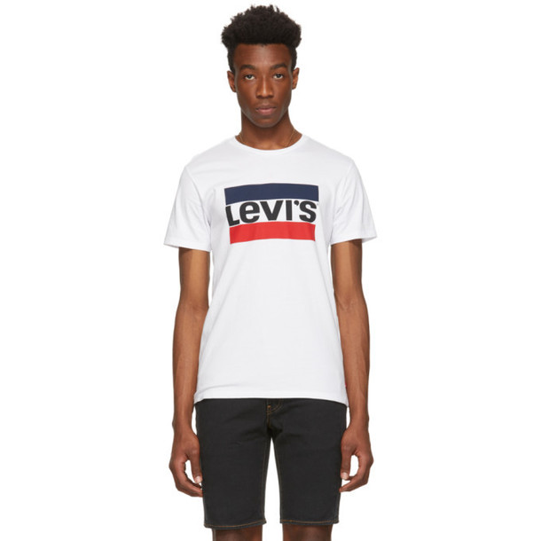 Levi's White Classic T-Shirt