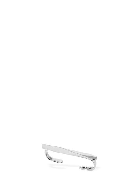 ALEXANDER MCQUEEN Stick Mono Ear Cuff in silver