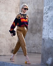 sweater,sacai