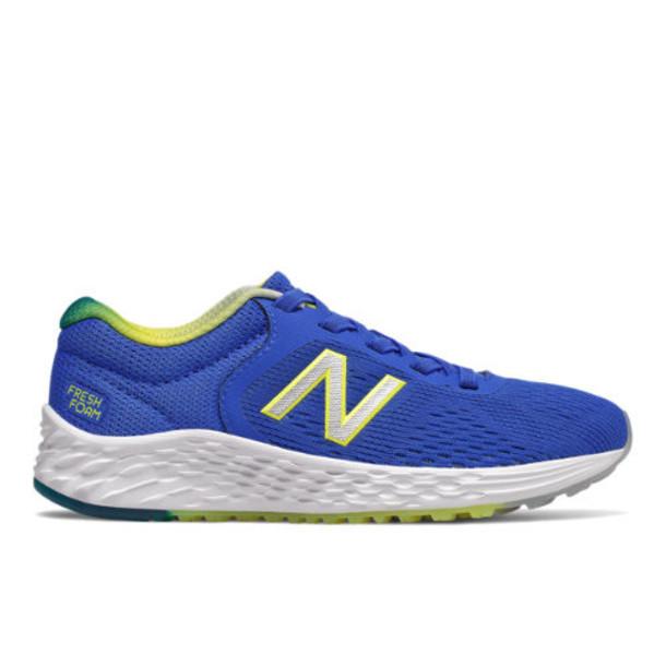 New Balance Arishi v2 Kids Big Kid Shoes - Blue/Green (YAARIGV)