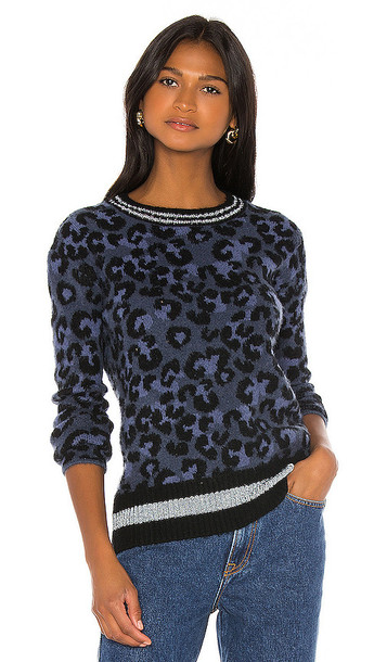 Central Park West Nio Pullover in Blue