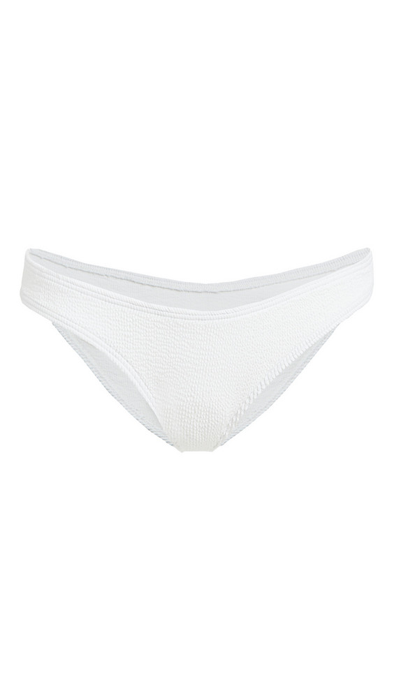 BOUND by bond-eye Australia Sign Bikini Bottoms in white