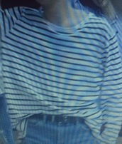 shirt,white,black,stripes,oversized