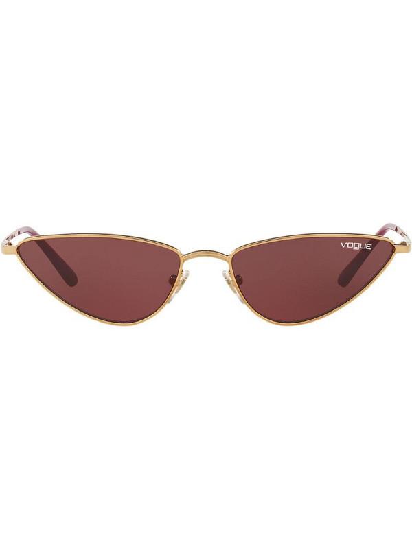 Vogue Eyewear La Fayette sunglasses in gold
