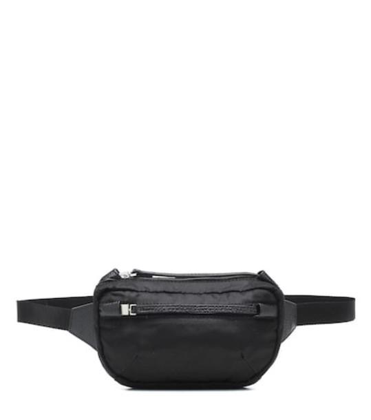 1017 ALYX 9SM Nylon belt bag in black