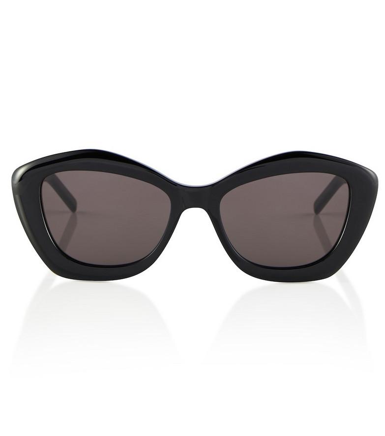 Saint Laurent SL 68 cat-eye sunglasses in black