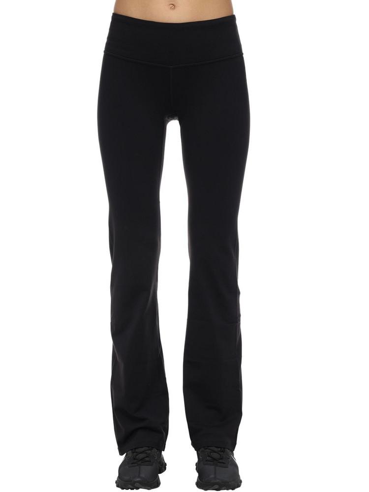 PRANA Pillar Nylon Leggings in black