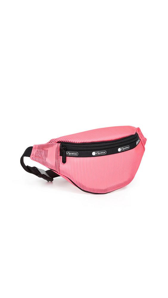 LeSportsac Carlin Belt Bag in pink