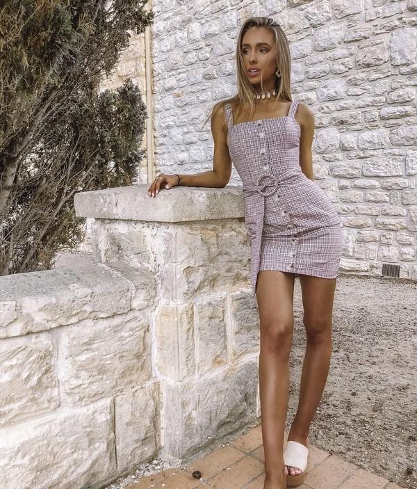 dress grey dress