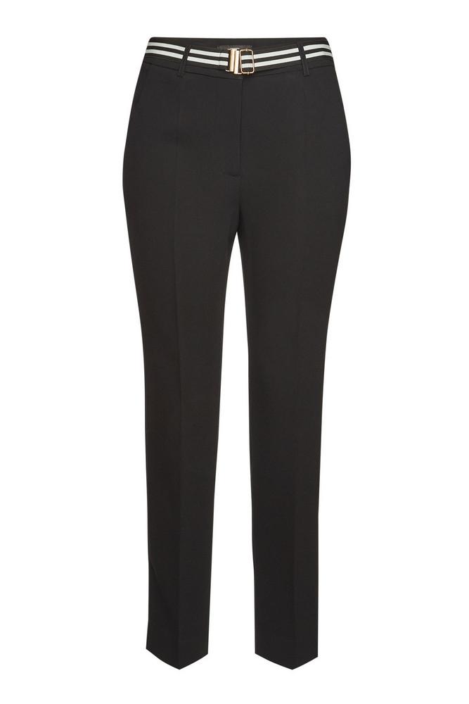Steffen Schraut Tapered Pants  in black