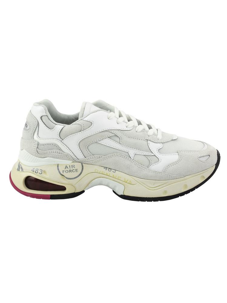 Premiata Sharky Sneakers in white
