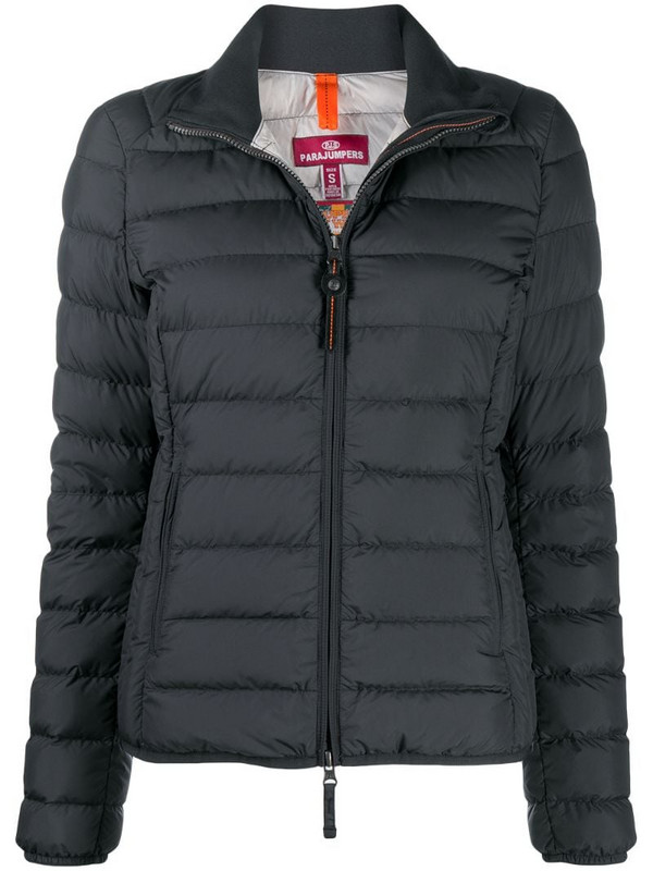 Parajumpers high-neck puffer jacket in black