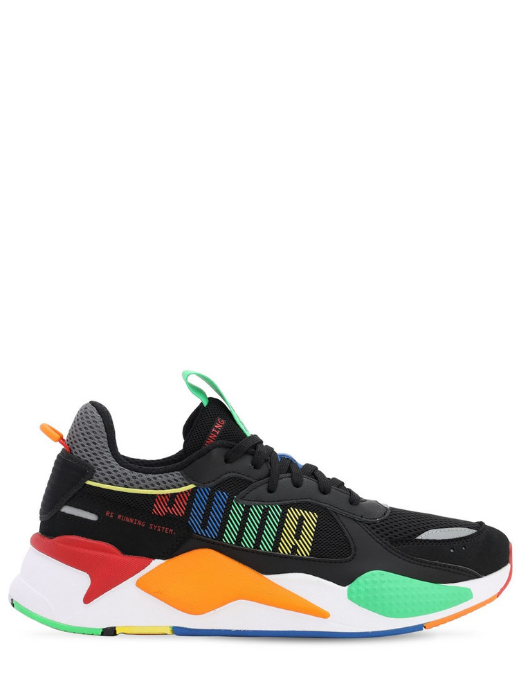 PUMA SELECT Rs-x Bold Sneakers in black / red