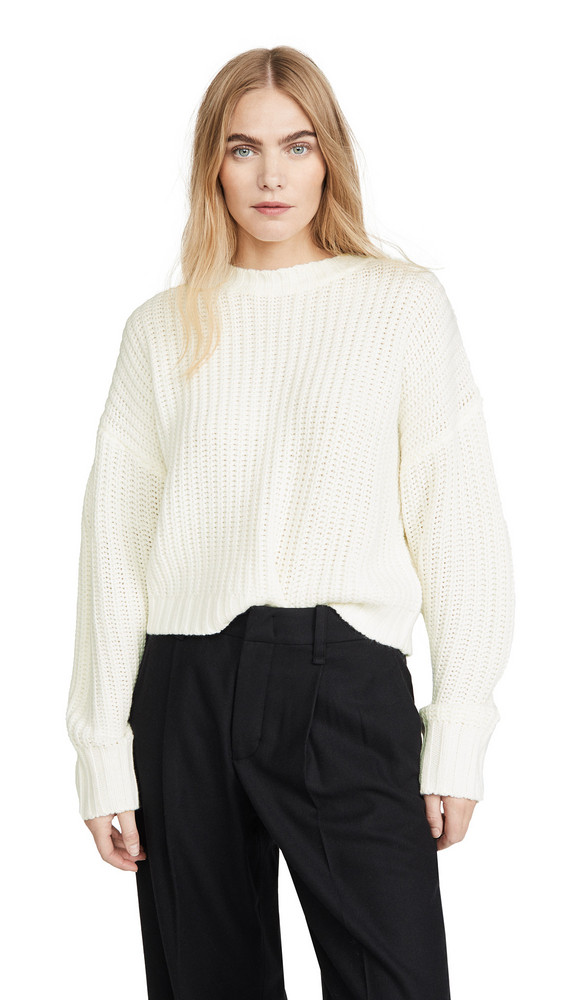 The Fifth Label Author Knit Sweater in cream
