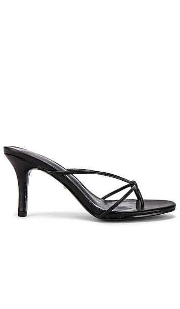 RAYE Veil Heel in Black