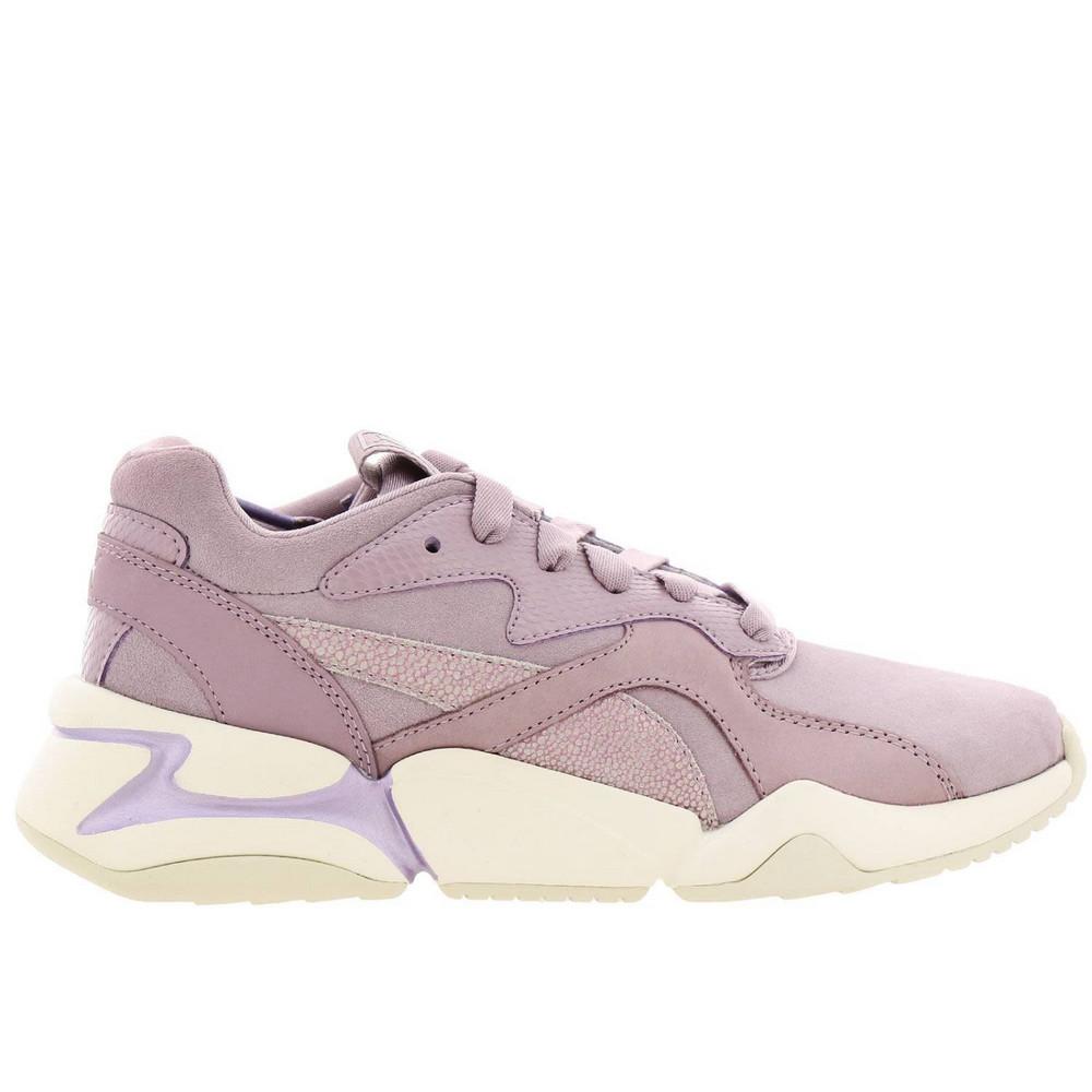 Puma Sneakers Shoes Women Puma in pink