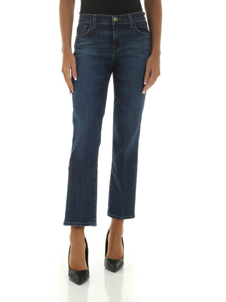 J Brand Arcade Flared Denim Jeans