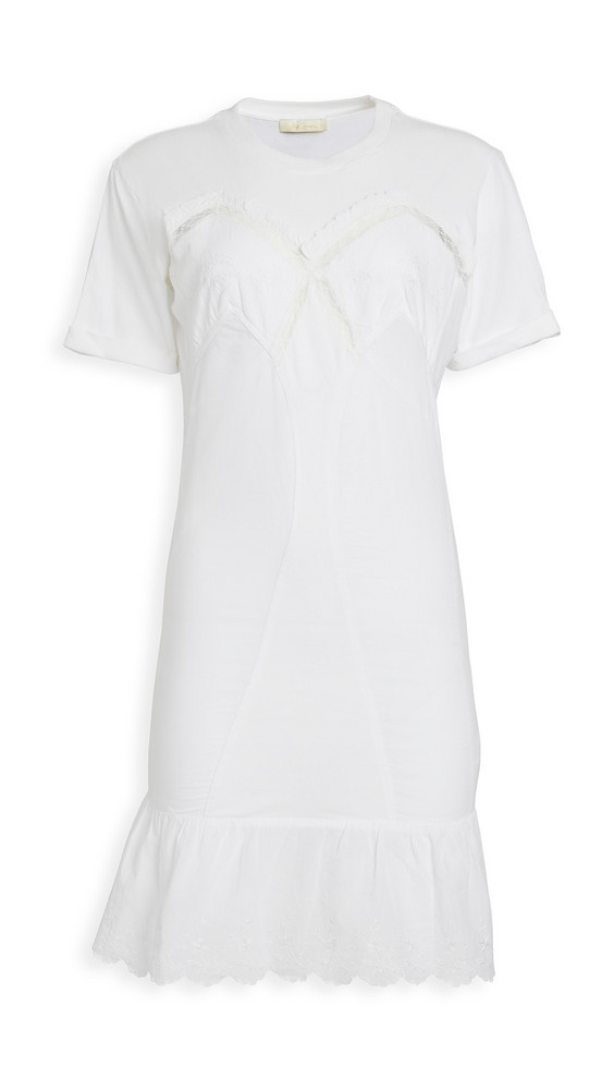 Mes Demoiselles Marylin Dress in white