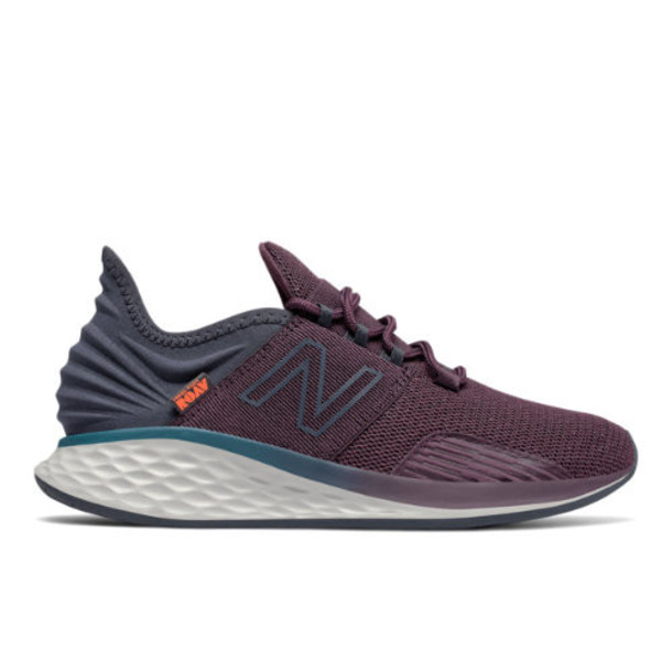 New Balance Fresh Foam Roav Boundries Women's Shoes - Purple/Navy (WROAVPP)