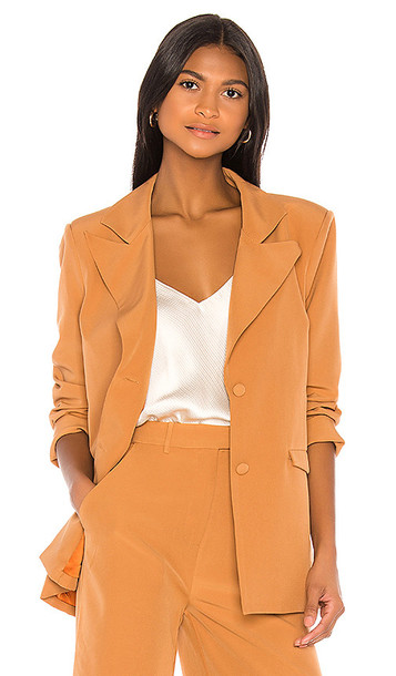 Song of Style Stephanie Blazer in Tan