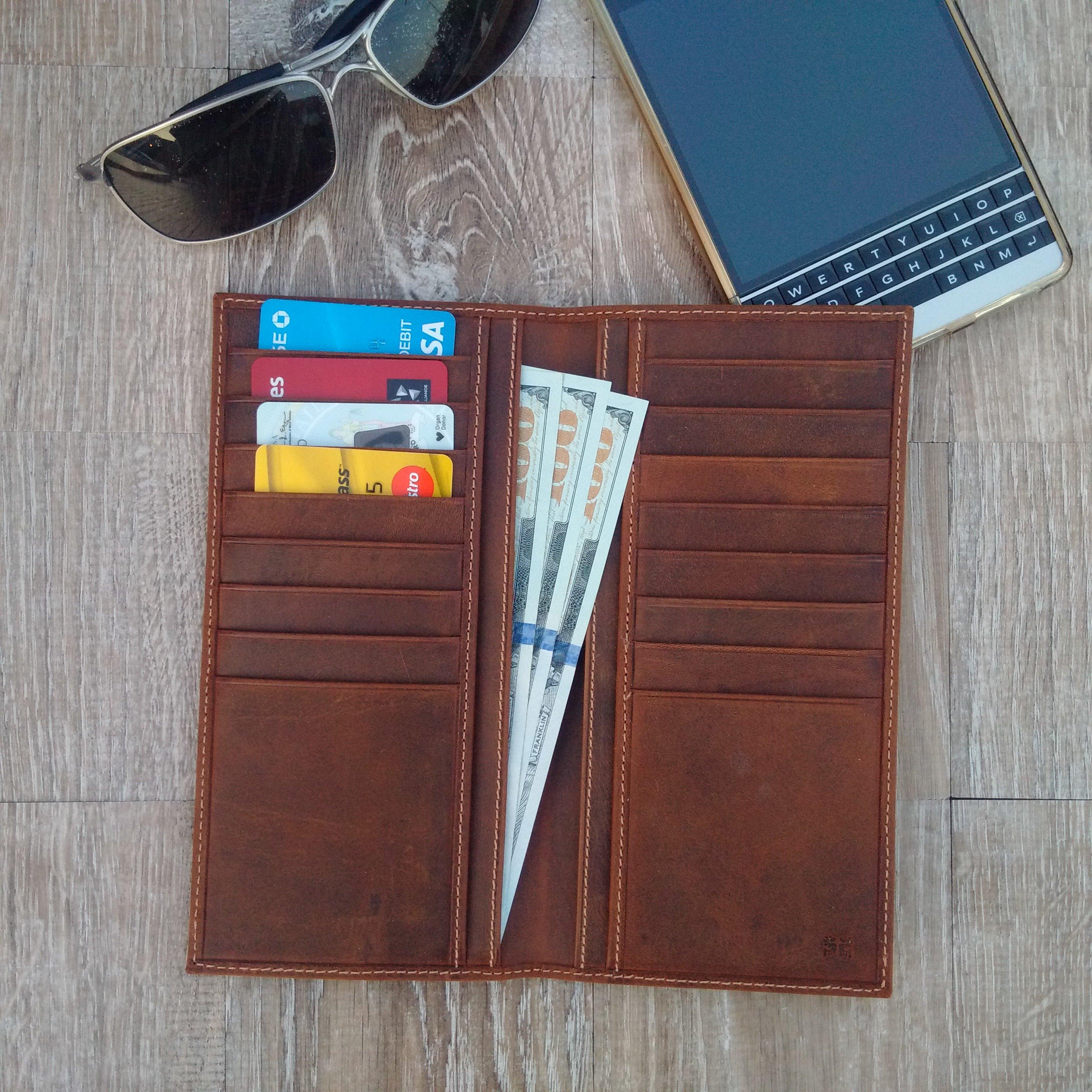 Wallet,Checkbook,Leather wallet,Fine leather wallet,Long wallet,Wallet gifts,Fine leather gifts,Checkbook,Pocketbook