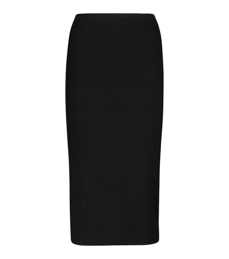 WARDROBE.NYC Release 03 pencil skirt in black