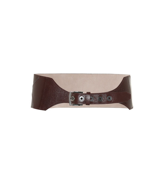Brunello Cucinelli Leather belt in brown