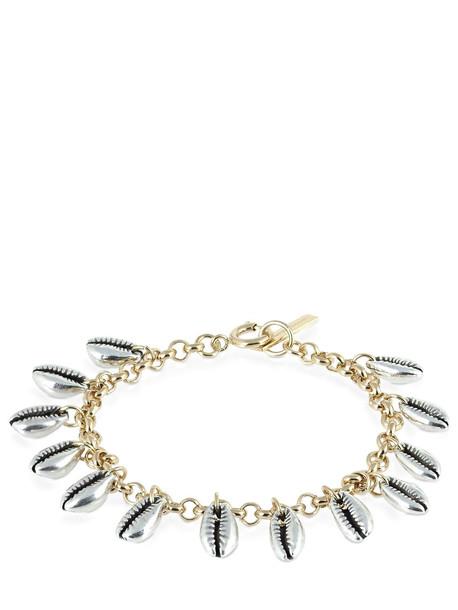 ISABEL MARANT Amer Charm Bracelet in gold / silver