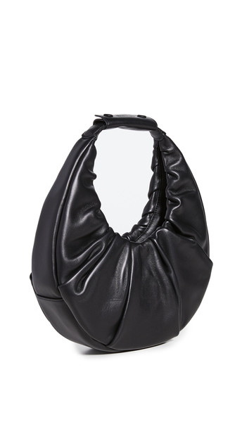STAUD Soft Moon Bag in black