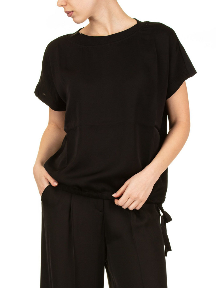 SEMICOUTURE Faby T-shirt in black