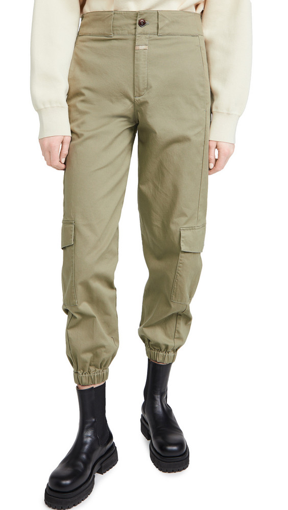 Closed Erin Pants in green