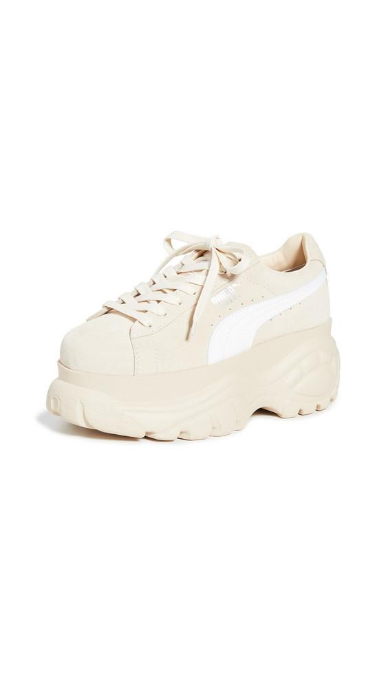 PUMA Suede Buffalo 2 Sneakers in white