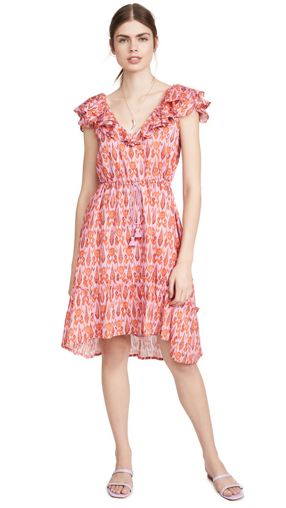 Figue Tahlia Dress in pink