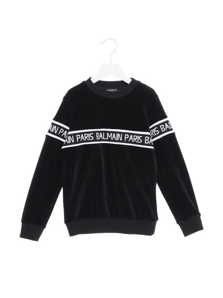 Balmain Sweatshirt in black