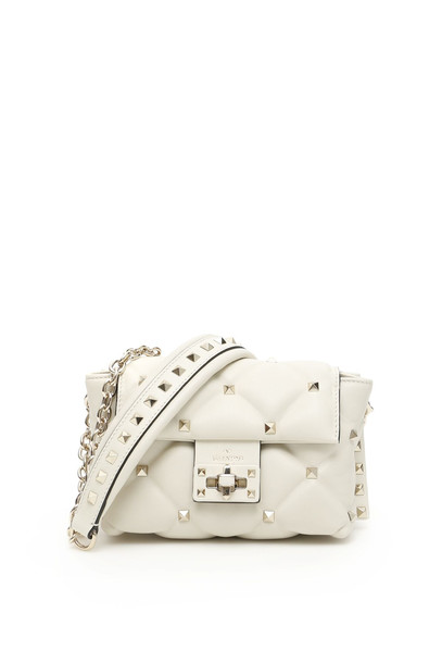 Valentino Candystud Bag in ivory