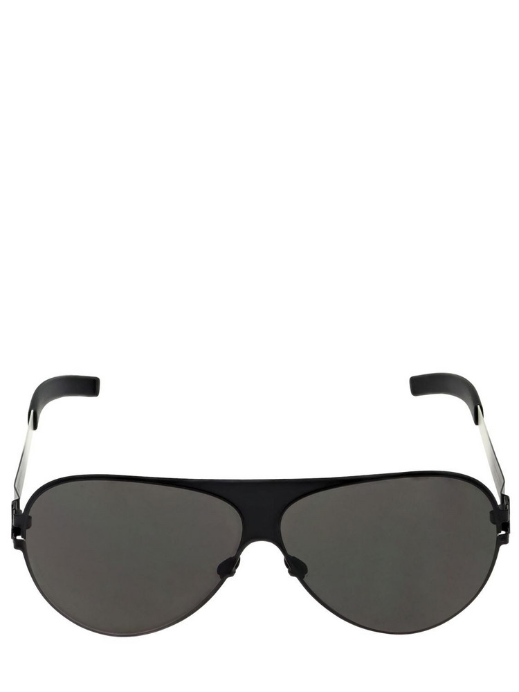 MYKITA Franz Bernhard Willhelm Sunglasses in black / white