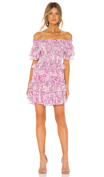 MISA Los Angeles X REVOLVE Lilly Dress in Purple
