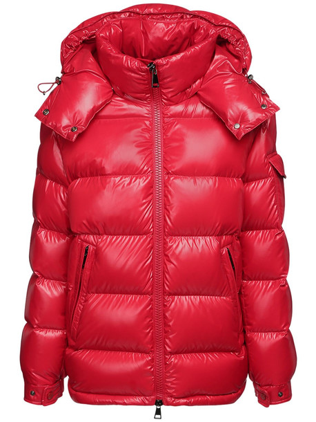 MONCLER Maire Down Jacket in red