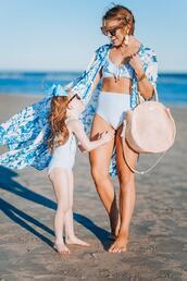 something delightful,blogger,swimwear,sunglasses