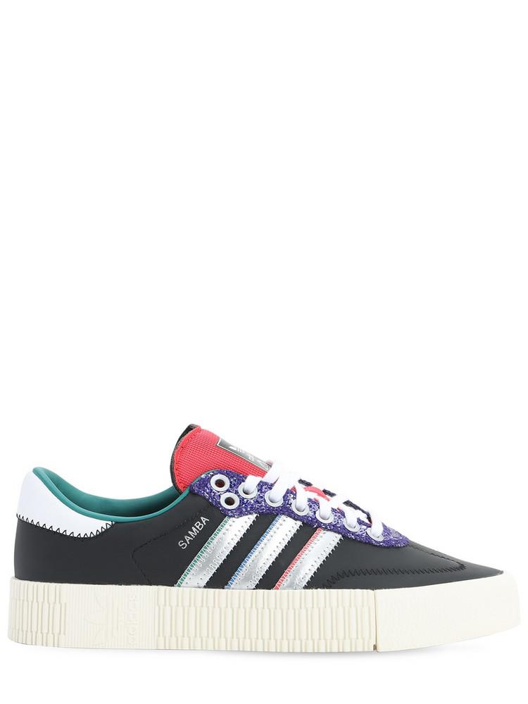 ADIDAS ORIGINALS Sambarose Sneakers in black
