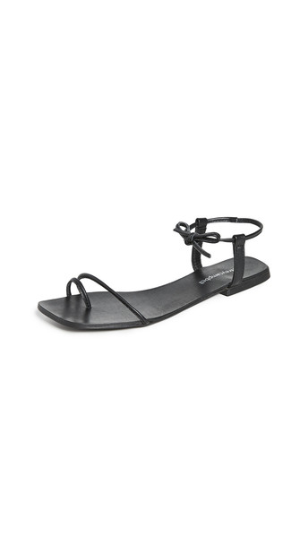 Jeffrey Campbell Aster 2 Sandals in black