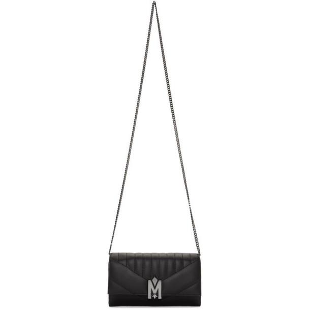 Mackage Black Anata Wallet Bag