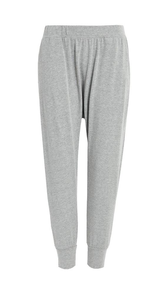 Spiritual Gangster Harem Pants in grey