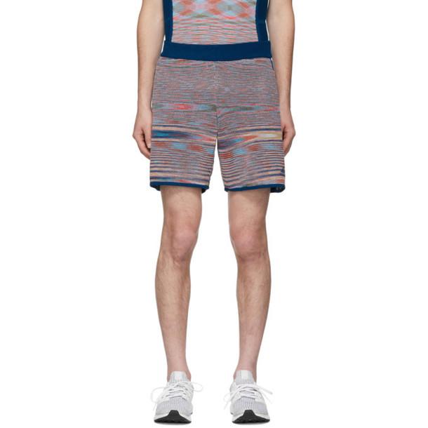 adidas x Missoni Multicolor Saturday Shorts