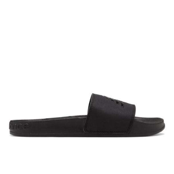 New Balance 200 Women's Slides Shoes - Black (SWF200K1)
