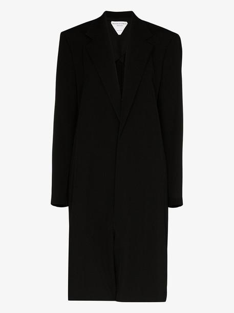 Bottega Veneta Wool twill jumpsuit in black